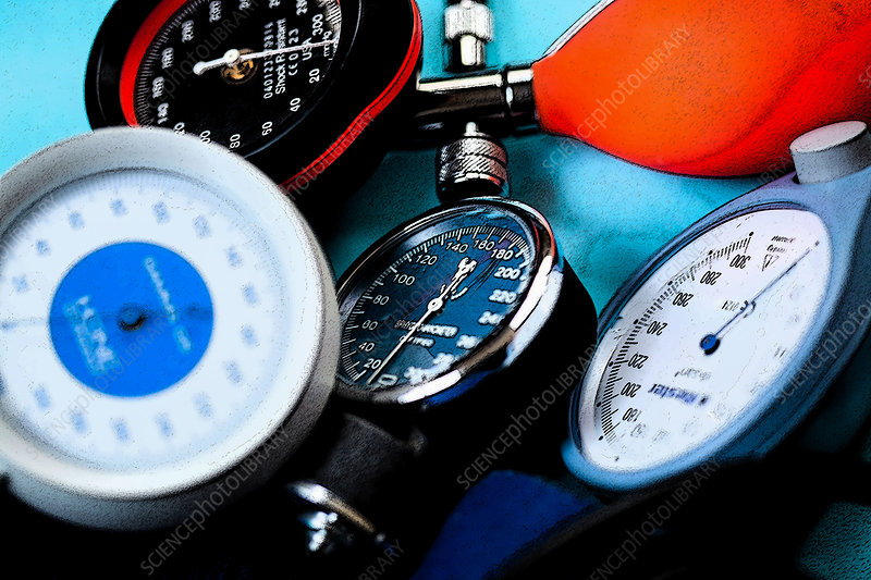 Blood pressure gauges
