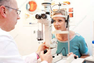 Ophthalmology clinic