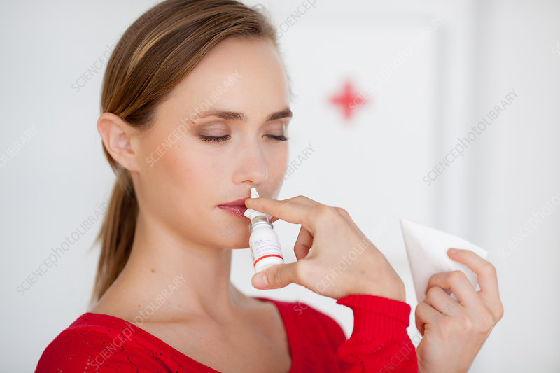 how to stop using nasal spray