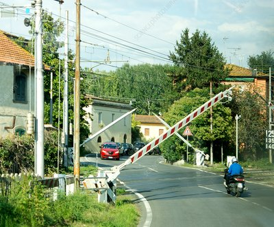 Italian Level Crossing