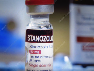 Stanozolol anabolic steroid