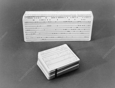 IBM Punch Cards