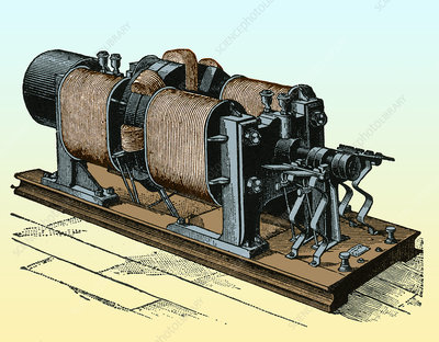 Dynamo Electric Machine