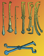 Dental Instruments, 16th Century
