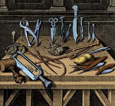 Surgical Equipment, 16th Century