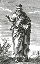 Pythagoras, Greek Mathematician and Philosopher