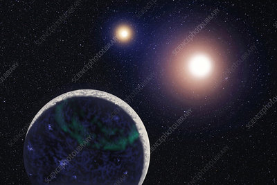 Planet of Alpha Centauri