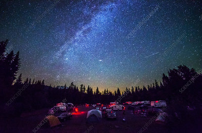 Star Party Gathering