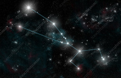 Constellation of Taurus