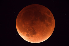 Total Lunar Eclipse, Super Moon, 9 27 2015