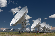 VLA Radiotelescopes