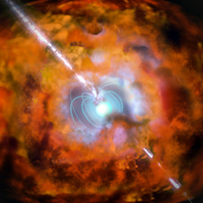 Supernova and Gamma-Ray Burst