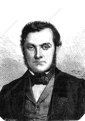 Richard Bunsen, German chemist