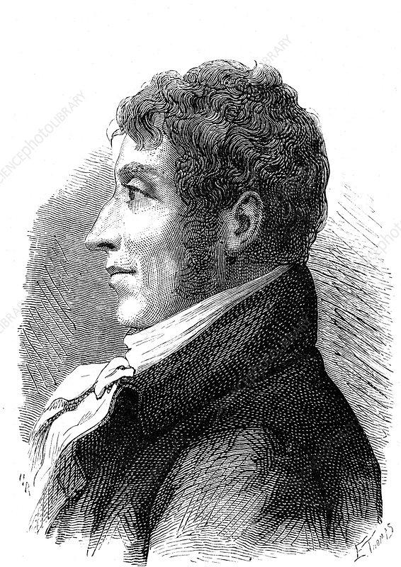 Etienne-Gaspard Robert, Belgian aeronaut