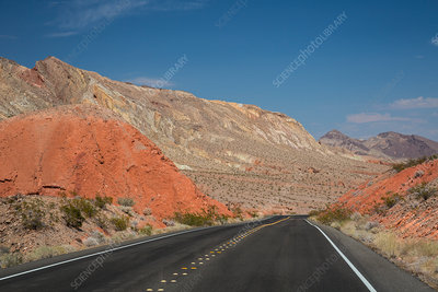 Lake Mead National Recreation Area, Nevada, USA