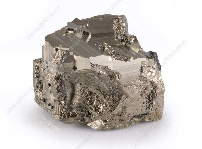 Iron Pyrite or Fool's Gold