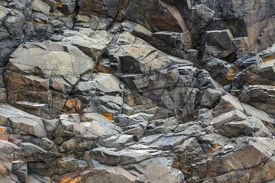 Basalt Formation Detail