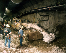 Yucca Mountain Nuclear Repository