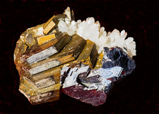 Pyrrhotite and Quartz