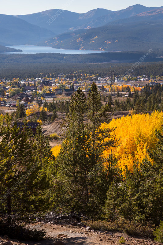 Leadville, Colorado, USA