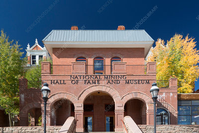 National Mining Hall of Fame, Leadville, USA