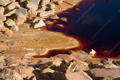 Abandoned mine, Leadville, Colorado, USA