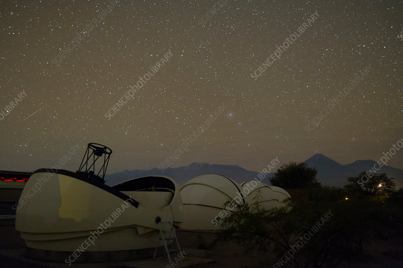 Astrotourism in the Atacama Desert