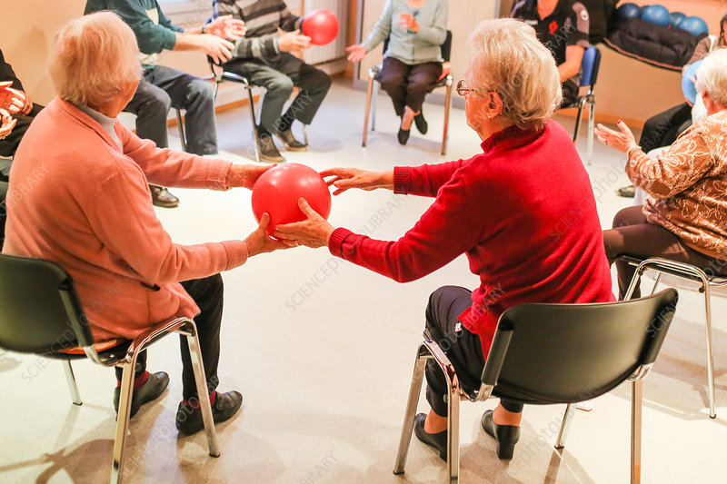 Elderly people day centre