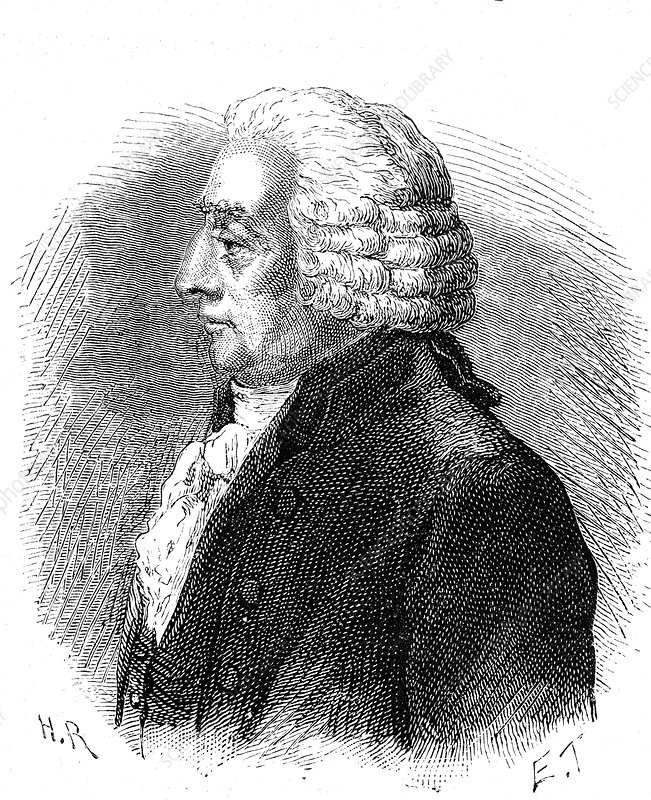 Georges-Louis Le Sage, Swiss physicist