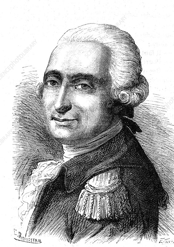 Francois Laurent, French aeronaut