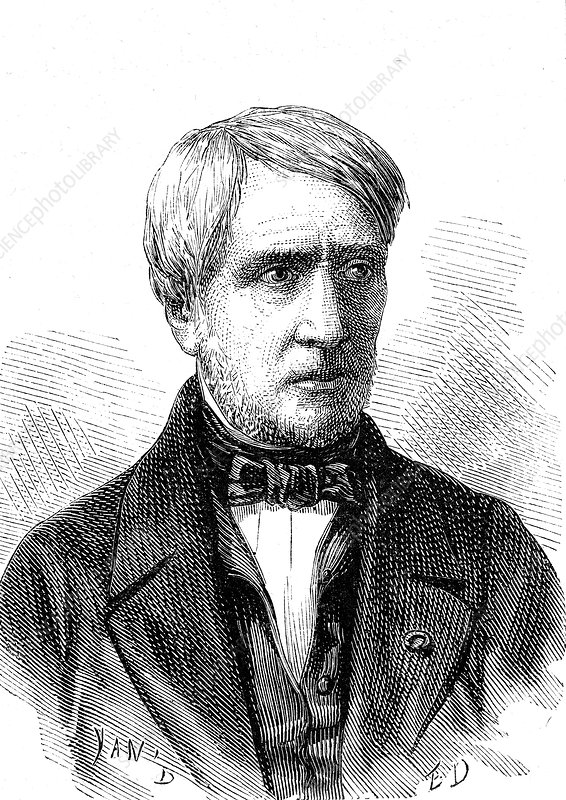 Antoine Henri Becquerel, French physicist