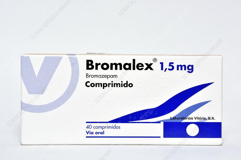 Bromazepam compresse prezzo