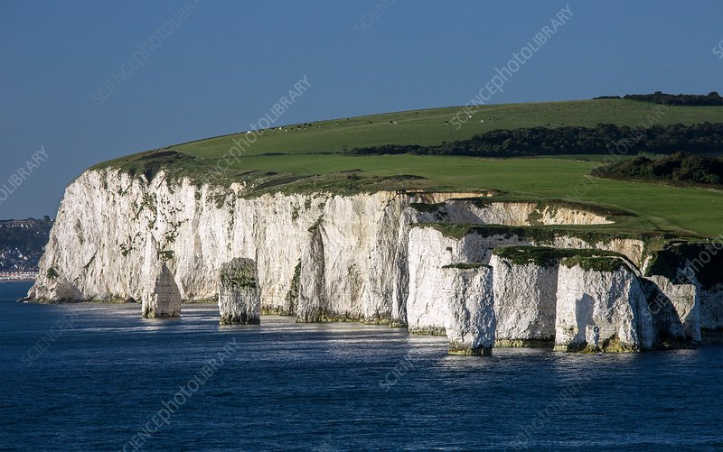 Foreland Point, Dorset, UK