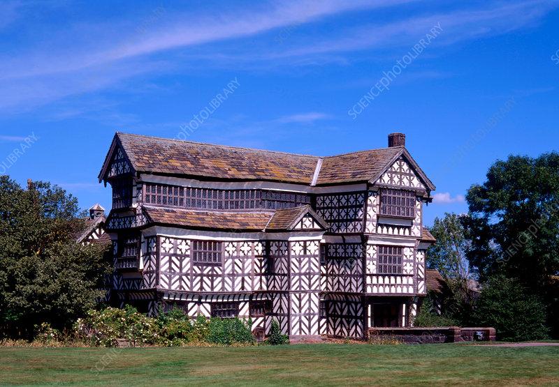 Little Moreton Hall, UK