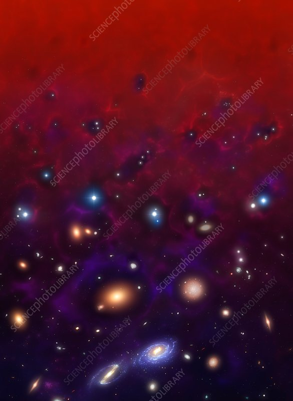 Reionization of the Universe