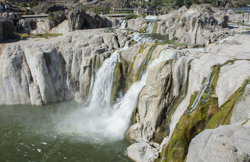 Shosshone Falls & Dierkes Lake