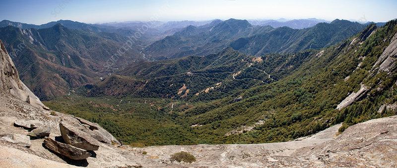 Sierra Nevada Mountains, USA