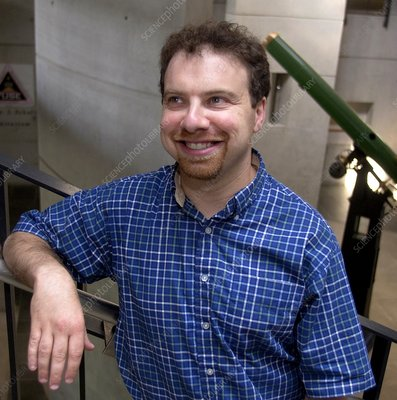 Adam Riess, US astrophysicist