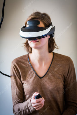 Virtual reality therapy