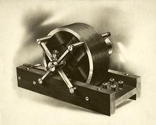 Tesla induction motor, 1888
