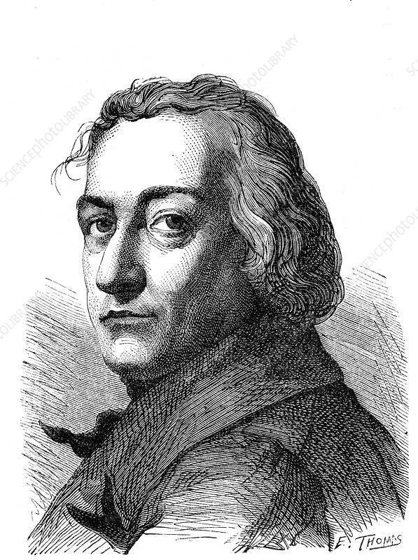 Claude Louis Berthollet, French chemist