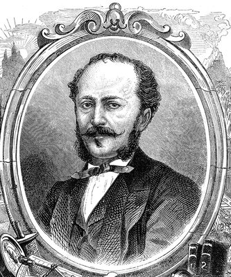 Gustave Lambert, French hydrographer