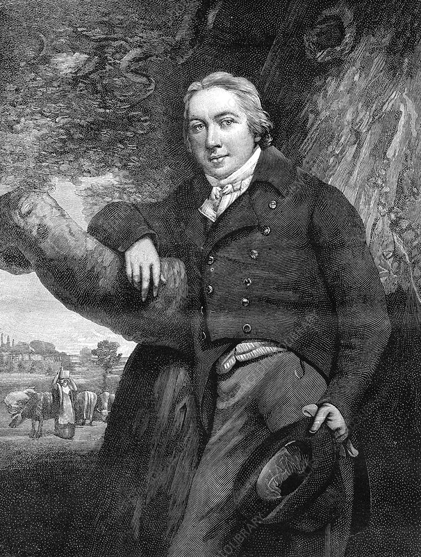 Edward Jenner, English physician