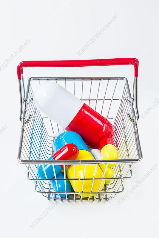 Drugs' trolley