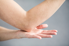 Elbow joint pain