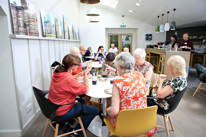 Dementia community care group