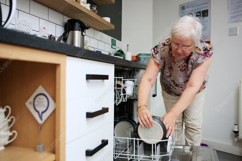 Dementia-friendly kitchen