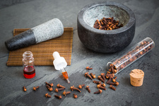 Essential oil of cloves