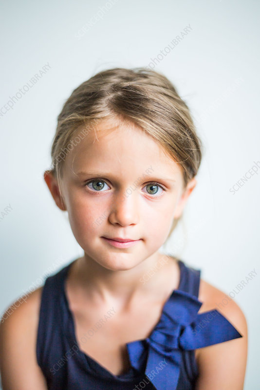 5 year-old girl