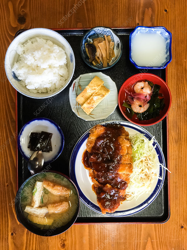 Bento, box lunch, Japan